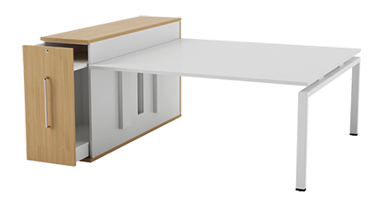 desking storage