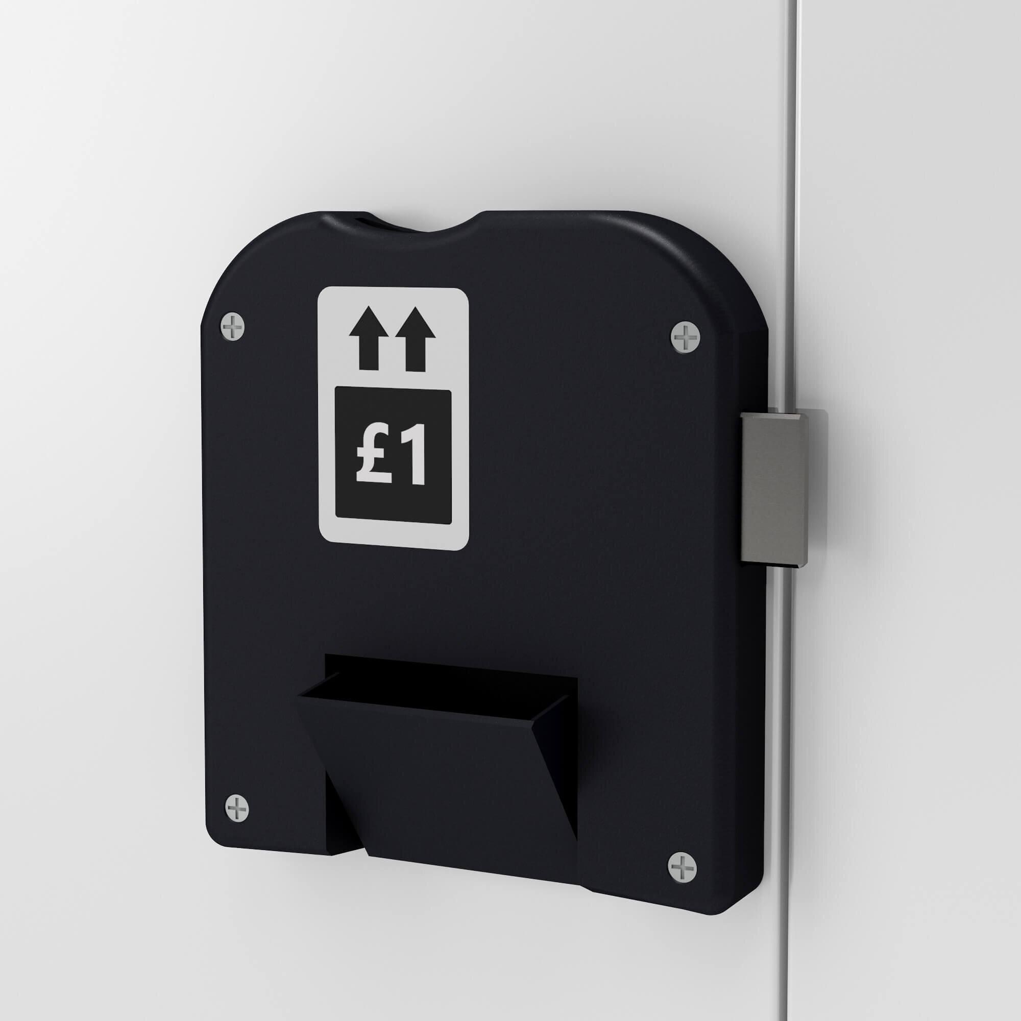 Coin Lock<span>+<span>