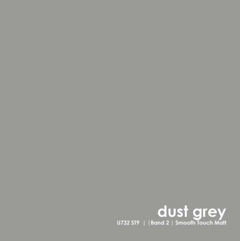 DUST GREY - STORAGEWALL FINISH