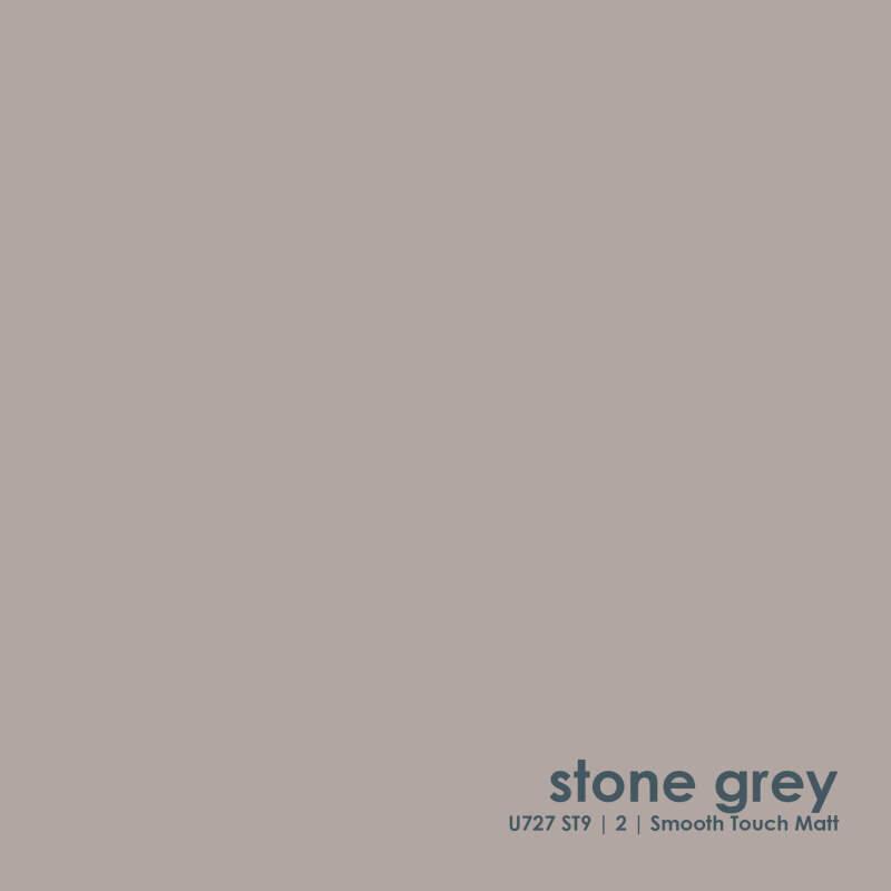 STONE GREY - STORAGEWALL FINISH