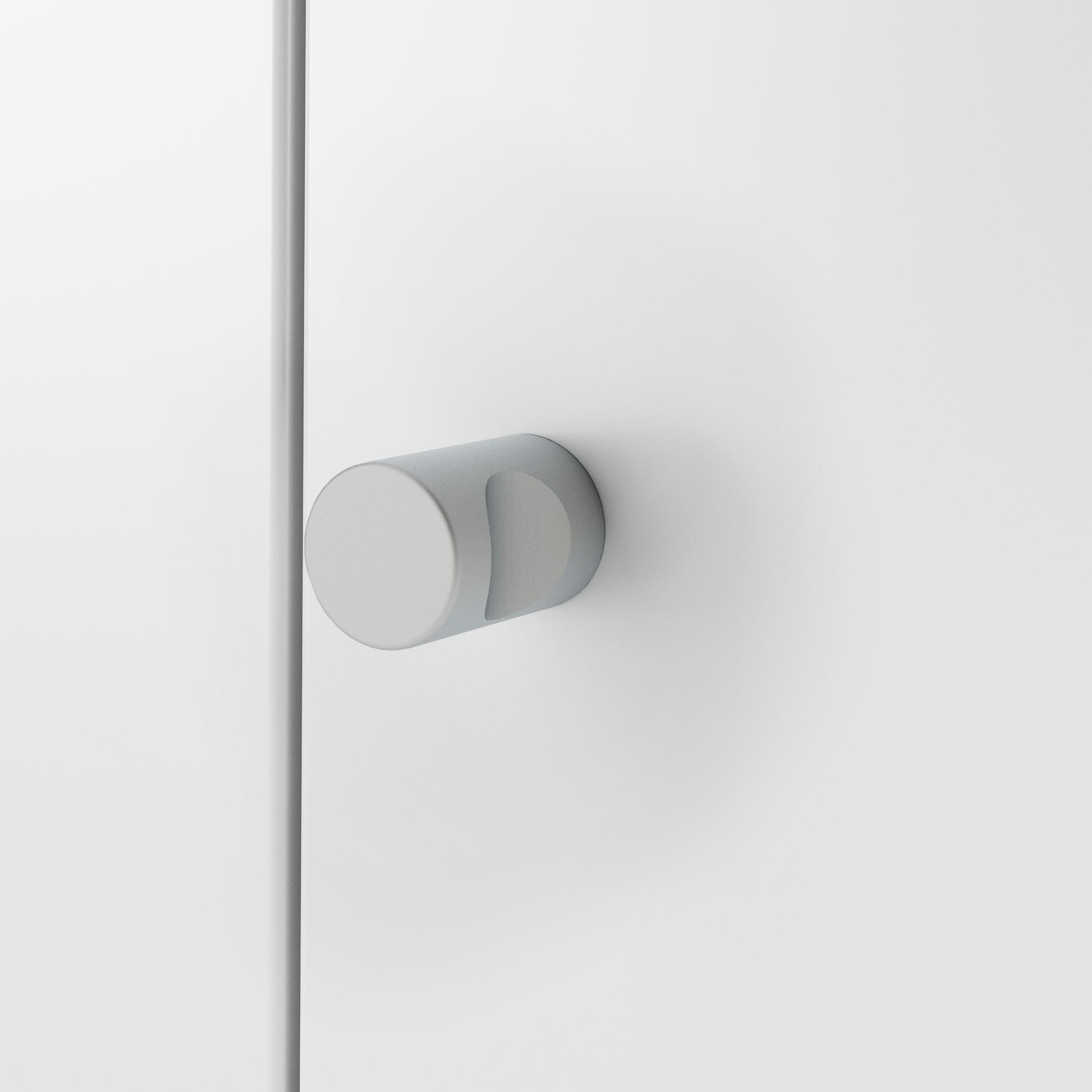 Aluminium Pull Knob<span>+<span>