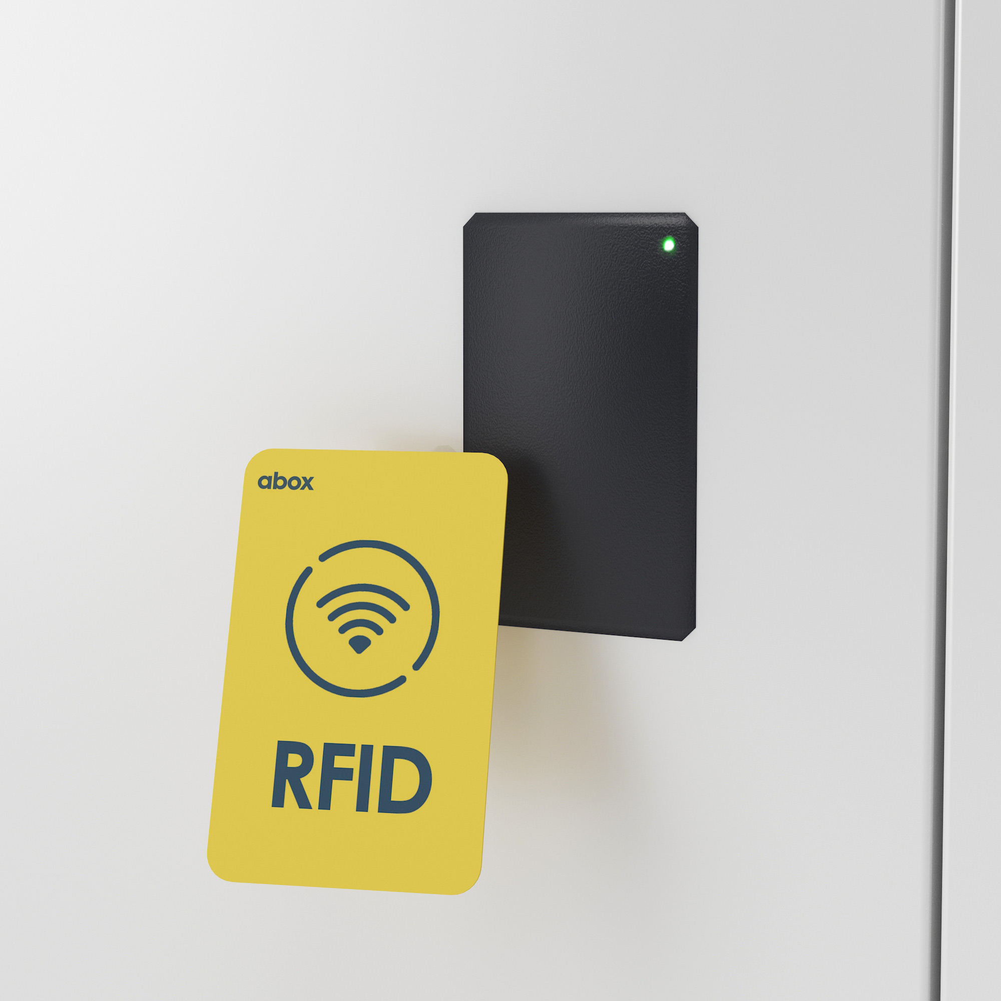 RFID Lock<span>+<span>