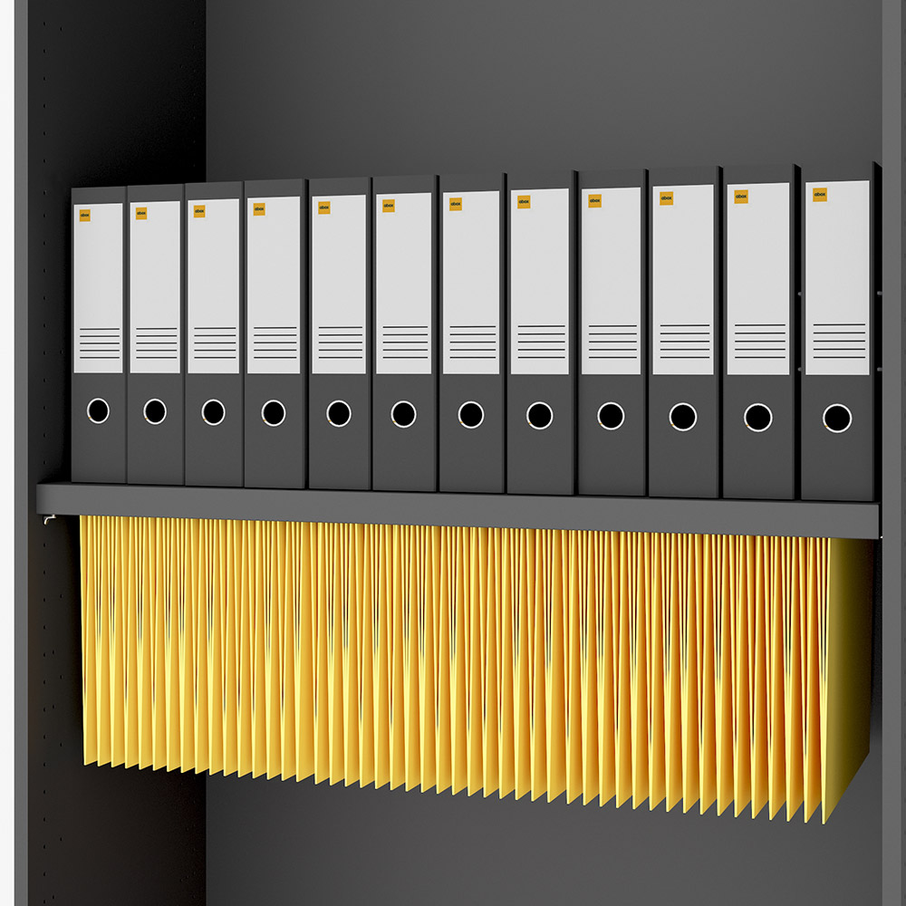 combination shelf