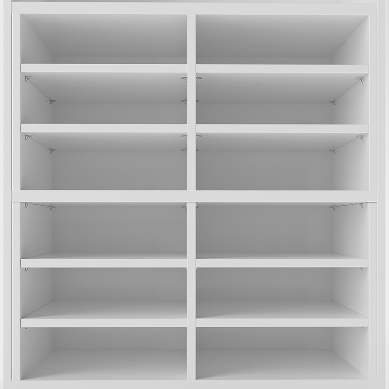 pigeon hole storage